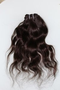 Indian Temple Natural Wavy Hair
