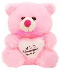 Pink Color Teddy Bear