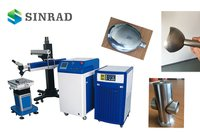 YAG Laser Welding Machines For Advertising Logo Jewelery And Cables