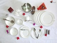Bone China Crockery Set