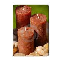 Cylindrical Shape Candles