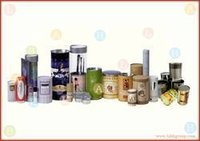 Printed Packaging Tin Containers