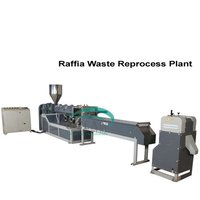 Waste Plastic Recycling Extruder