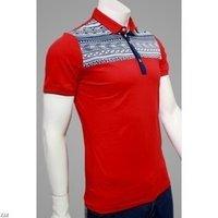 Men's Collar Fancy T-shirts