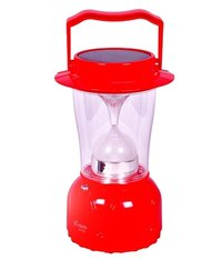 Solar Lamp With USB Mobile Charger