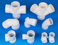 PVC Water Pipes Fittings