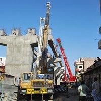 hydraulic mobile crane Service