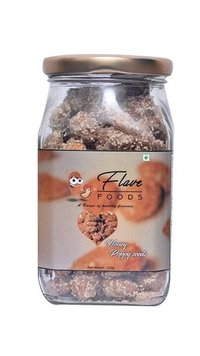 Flave Foods Honey Poppy Seeds Almonds