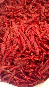 S 334 Red Sannam Chilli