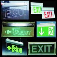 Led- Exit Sign Board