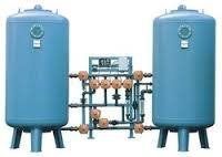 Water Softening Treatment Plant
