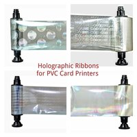Holographic Ribbons For PVC Card Printers