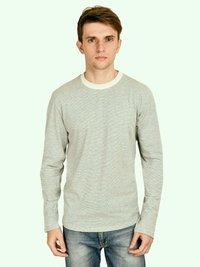 Mens Cotton Stripe T Shirts