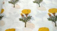 Hand Printed Cotton Fabrics