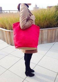 Jute Shopping Carry Bag