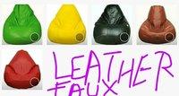 Bean Bags Leatherite Rexine