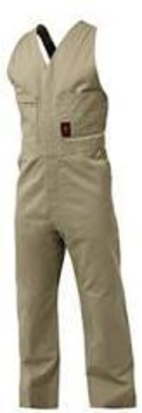 Single Tone Deluxe Bib Pant Overall