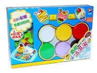 6 Colors Play Dough Gift Box with tools