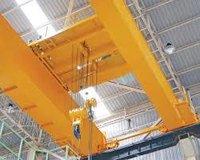 Robust Construction EOT Crane
