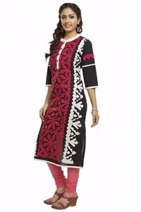Ladies Cotton Cutwork Suits