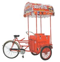Ice Cream Cycle Cart