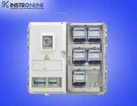 Three Phase Electric Meter Boxes