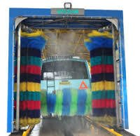 Brush Rollers For Vehicle Wash System
