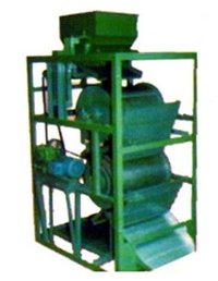 Single and Double Drum Type Magnetic Separator