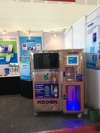 Koowa Coin And Card Operated Water Vending Machines