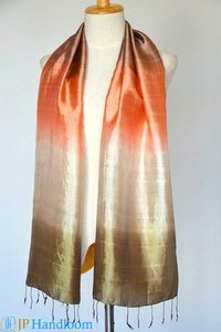 Indian Hand Dyed Scarves