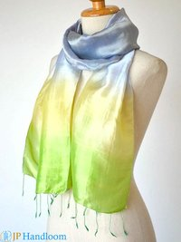 Pure Mulberry Soft Hand Dyed Scarves
