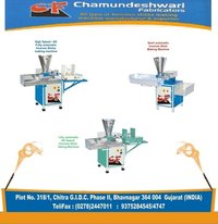 High Speed Fully Automatic Agarbatti Making Machines