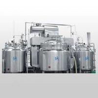 Pharma Processing Machine