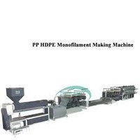 PP/HDPE Monofilament Making Machine