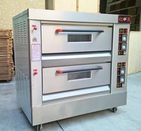 Used Gas Baking Oven