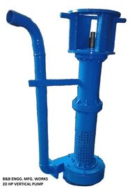Vertical Pumps For Bentonite Powder Mixing