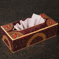 Hand Painted Tissue Boxes
