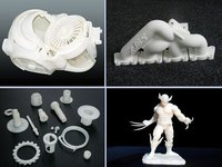 DLP 3D Printing Services
