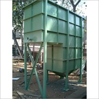 Wastewater Treatment Tank With Flocculator