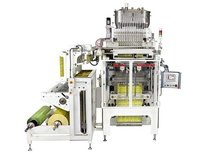 Flexi Sachet 1200 Automatic Sachet Form Fill And Seal Machines