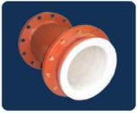 MS PTFE Lined Pipes