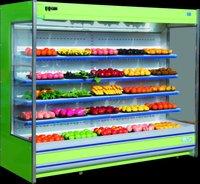 Supermarket Multideck Open Air Cooled Chiller