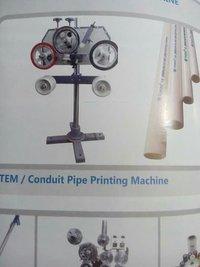 Pvc Pipe Painting Machines