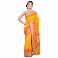 Traditional Handloom Weaving Banarasi Sarees