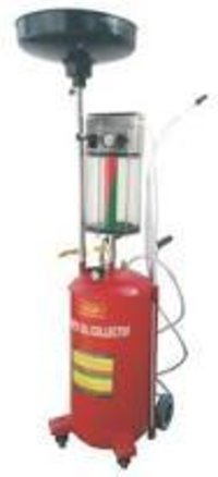 Pneumatic Oil Extractor Machine