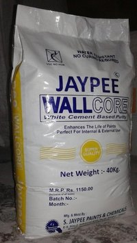 White Cement Based Dry Wall Putty