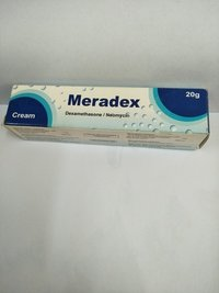 Meradex Dexamethasone Neomycin Cream