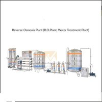 Industrial Mineral Water Bottling Plant