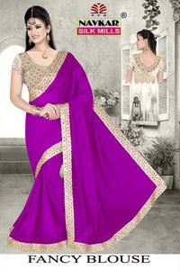 Fancy Blouse Sarees