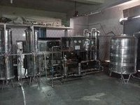 Industrial Drinking Water Treatment Plant